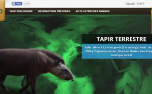 Nouvelle serre, 3D et documentaire : Touroparc.Zoo innove en 2016