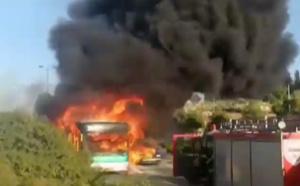Israël : attentat dans un bus à Jérusalem, au moins 21 blessés