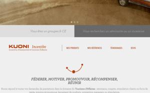 Kuoni France met en ligne un site pour les CE, les groupes et le MICE