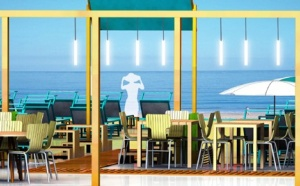 Nice : une plage design signée Matali Crasset