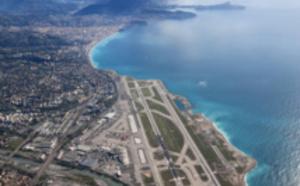 Nice Côte d'Azur : le CRT appuie la baisse des redevances aéroportuaires