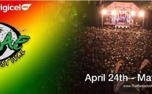 La Barbade : un afterwork reggae de l'OT le 26 avril 2016 à Paris