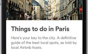 """Sorties, visites, shopping : Airbnb déploie de nouveaux services pour vivre """"comme des locaux"""""""