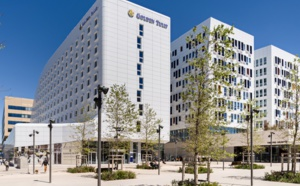 Marseille: opening of the 4 star hotel Golden Tulip Euromed