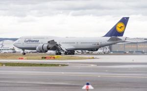 Grève en Allemagne : 895 vols de Lufthansa annulés mercredi 27 avril 2016