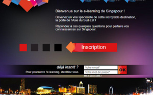 E-learning Singapour : Laura Etienne remporte le gros lot