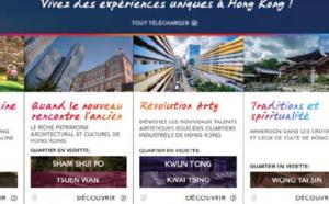 """Tablette : une application pour découvrir le """"vrai"""" Hong Kong"""