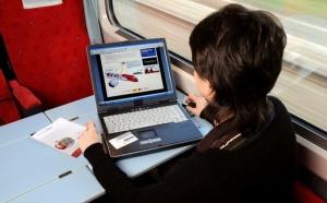 Internet : Thalys a lancé le Wi-Fi à bord de ses trains