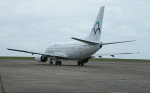 Enchères :  les 2 B737 d'Air Méditerranée adjugés pour 3,25 M€