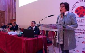 """Live AG APST : Martine Pinville salue la capacité de la profession """"à engager une réflexion sur sa modernisation"""""""