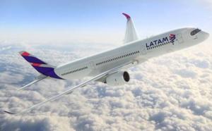 LATAM dévoile le nouveau design de ses avions et ses nouveaux uniformes