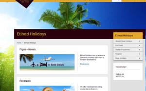Etihad Holidays devient partenaire d'AccorHotels