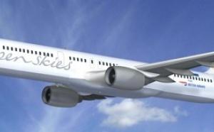 OpenSkies : feu vert à la filiale transatlantique de British Airways