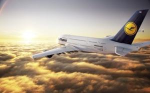 Lufthansa : perte nette de 8 millions d'euros au 1er trimestre 2016