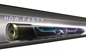 Hyperloop : la SNCF aurait investi dans le train supersonique