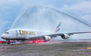 Emirates fait voler ses Airbus A380 sur Prague et Taipei
