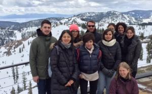 Californie : 9 agents de voyages ont visité la High Sierra du 24 avril au 2 mai 2016