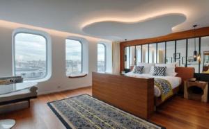 Paris : un nouvel hôtel Renaissance ouvre ses portes à République