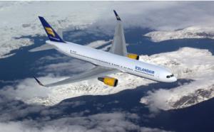 Icelandair : trafic passagers en hausse de 21 % au 1er trimestre 2016