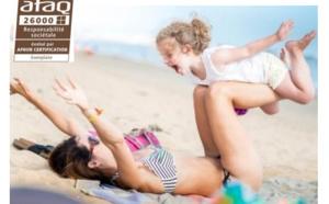 Villages Clubs du Soleil, 1ère entreprise touristique française certifiée 4* AFAQ 26 000