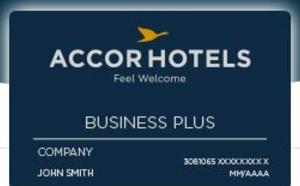 Voyages d'Affaires : AccorHotels lance sa nouvelle carte de fidélité Business Plus