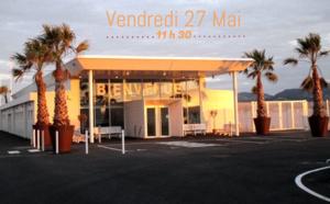 Toulon : nouveau terminal croisière inauguré à la Seyne-sur-Mer le 27 mai 2016