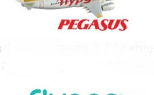 Pegasus et Flynas en code-share pour les vols Arabie Saoudite-Turquie