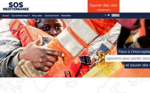 Drame des migrants : les pros du tourisme soutiennent SOS Méditerannée