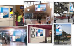 Aéroports de la Côte d'Azur : JCDecaux en charge de la régie publicitaire dès janvier 2017