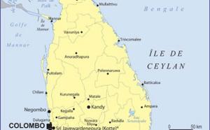 Sri Lanka : les fortes intempéries perturbent le trafic des trains