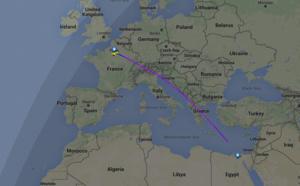 """Crash d'Egyptair : """"la localisation de l'appareil ne devrait pas poser de problème"""""""