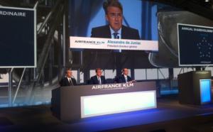 """Alexandre de Juniac, Air France : """"Une grève serait un acte de sabotage"""""""