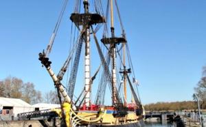Charente-Maritime: Rochefort fête 350 ans d'histoire maritime