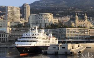 Monaco : Silversea inaugure le M/V Prince Albert II
