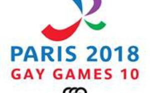 Gay Games à Paris en 2018: une première dans l'histoire touristique française