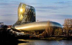 """Bordeaux : (Alain Juppé) """"La Cité du Vin sera mon Guggenheim !"""""""