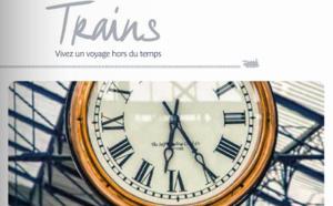 Kuoni sort une brochure dédiée aux voyages en train
