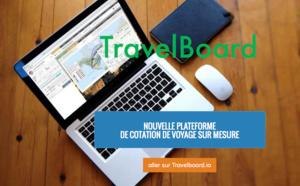 """Applicatour : TravelBoard une solution alternative pour les offres TO """"à la carte"""""""