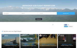 Avis en ligne : Flight Report n'a pas peur de TripAdvisor