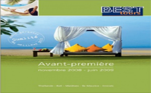 Best Tours : lancement de la brochure Avant-Première