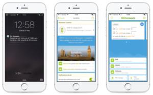 eDreams Odigeo intègre des notifications sur les vols dans son appli mobile