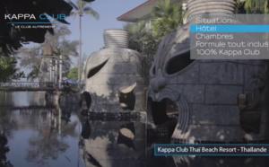 Kappa Club fait gagner une semaine aux Canaries aux agents de voyages !