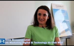 Club Med continue de renforcer sa stratégie digitale
