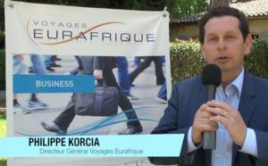 Voyages Eurafrique vise les 50 M€ de volume d'affaires en 2016 (Vidéo)
