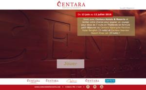 Centara Hotels & Resorts fait gagner un séjour en Thaïlande aux agents de voyages