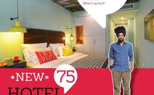 Israël : l'Hotel 75 ouvre ses portes à Tel Aviv