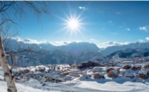 """Alpe d'Huez : investissement de 350 M€ pour """"l'offre ski la plus ambitieuse d'Europe"""""""