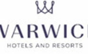 Warwick International Hotels change de nom et de logo