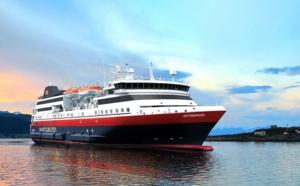Norvège : Hurtigruten inaugurera le MS Spitsbergen le 6 juillet 2016