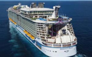 Marseille : l'Harmony of the Seas repousse sa première escale au 21 juin 2016